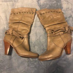 Zodiac - Mid Calf Boots